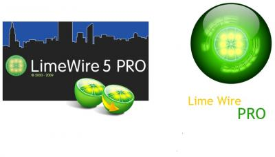 LimeWire PRO 5.3 Full Español Vercion Final